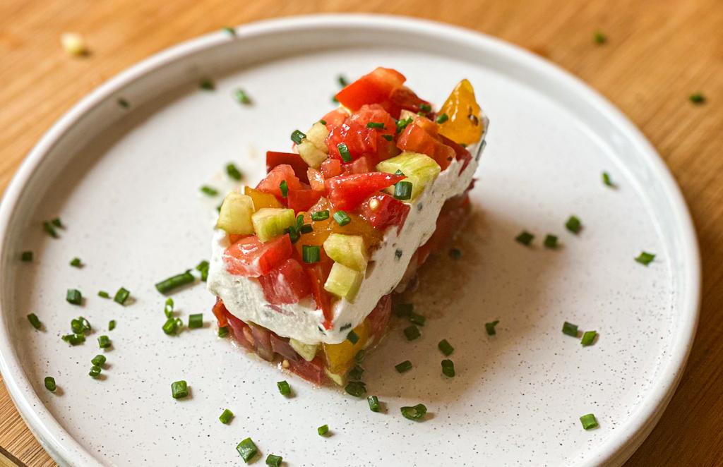 Les Recettes d'Estelle : 1 recette à faire avec les dernières tomates